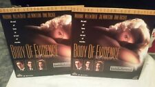 Body Of Evidence Deluxe Letter-box Edition Laser Disc - Madonna 1993