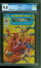 Unity 1 CGC 9.8 NM/MINT Barry Windsor-Smith Platinum Variant cover Valiant