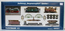 "Fleischmann HO - Colliery Train ""Miner's Luck"" Set, Era I - 490501"