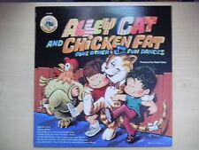 ALLEY CAT & CHICKEN FAT + OTHER FUN DANCES Wonderland/Golden Records LP 1973
