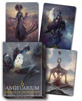 Angelarium Oracle of Emanations Cards Deck by Minaya & Mohrbacher (Lo Scarabeo)