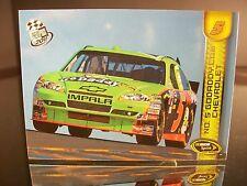 Rare Mark Martin #5 Go Daddy.com Press Pass 2011 Card #78
