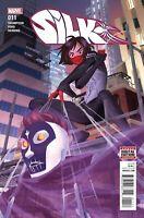 Silk #11 Marvel Comics COVER A 1ST PRINT 2016