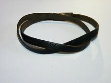 TATEOSSIAN Men's London Brown Double Wrap Leather Bracelet Wristband Medium 21CM