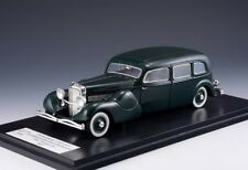 GLM GLM431067 - Duesenberg Model J Bohman & Schwartz Landaulet Throne car   1/43
