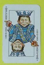 Ersatzkarte Mad Kartenspiel // Welche Seite Blau