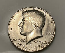 💵1976-1996 John F Kennedy Bicentennial D Half Dollar 💵