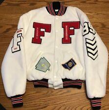 Lettermans Jacket Size 42 Fremont High School Ohio