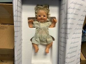 Laura Lee Wambach Resin Doll 11in Top Condition