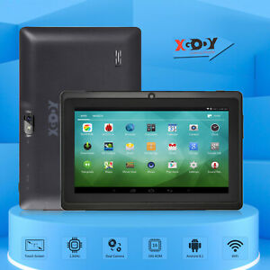 """XGODY Android Quad-Core Tablet PC 7"""" inch 1+16GB Dual Camera Bluetooth WiFi GPS"""