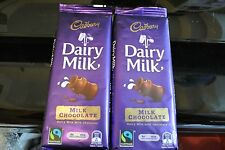 Cadbury Dairy Milk Chocolate 135g 2pcs