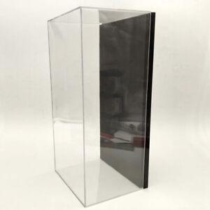 Acrylic Case Display Box Transparent Dustproof Gift Boxes 1:18 Model Car 34cm