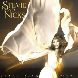 STEVIE NICKS STAND BACK 1981-2017 3-CD SET (GREATEST HITS) - Released 19/4/2019