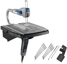 Dremel Corded 0.6 Amp Motor Scroll Saw, Portable Compact