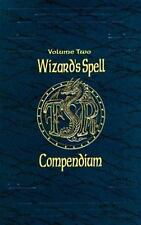 Wizard's Spell Compendium, Vol. 2 (Advanced Dungeons & Dragons) by TSR, Inc.