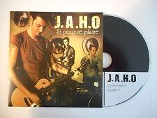 J.A.H.O : SI POUR TE PLAIRE [ CD SINGLE PORT GRATUIT ]