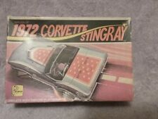 Vintage Palmer 1972 Corvette Stingray 3 in 1 Model Kit 7213 100