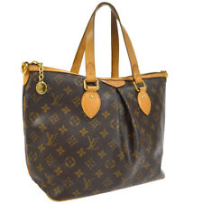 LOUIS VUITTON PALERMO PM 2WAY HAND TOTE BAG PURSE MONOGRAM cmi M40145 A54478