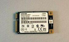 TOSHIBA 128GB mSATA PCIE SSD SOLID STATE DRIVE THNSNF128GMCS