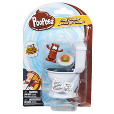 Poopeez Toilet Launcher Play Set NEW
