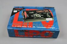 Zc2796 Robbe 8436 Power Peak Lipoly 300 Chargeur Automatique 0 3 a 3a Lipo