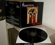 REQUIEM via crucis LP first press ultra rare black death ss bulldozer chain asia