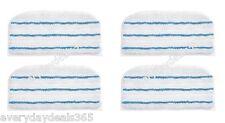 BLACK AND DECKER FSMH1621 STEAM MOP DELUXE & Steambuster MOP PADS confezione da 4