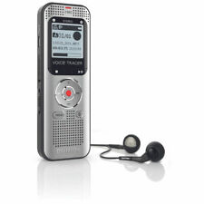 More details for philips voice tracer stereo digital recorder 4gb dvt2000