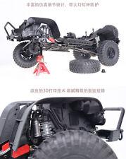 SCX10 90027 90028 90035 Chassis Mudguard F+R fenders Dirt Dust Resist Mud Guard