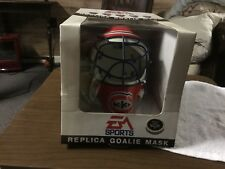 PATRICK ROY  E A  REPLICA  GOALIE  MASK 1993  MONTREAL  CANADIENS  NEW  SEALED