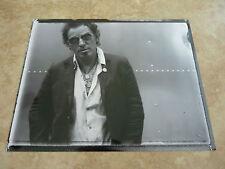 Bruce Springsteen The Boss Metallic Luster Finish B&W 8x10 Photo