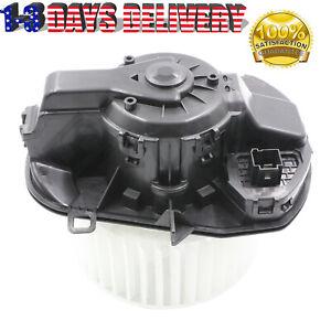 BLOWER MOTOR FRONT FITS 11-16 PORSCHE CAYENNE 725067 OEM PN # 7P0820021B