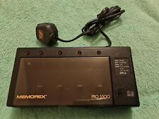 Memorex Pro 5500 Battery Charger