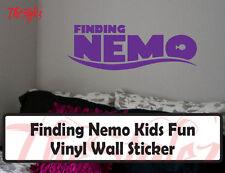 Finding Nemo Custom Wall Vinyl Sticker