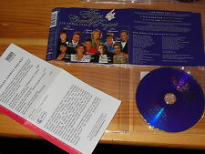 THE EAGLES CHARITY PROJECT - FÜR IMMER FAIR / 3 TRACK MAXI-CD MINT! & PROMO-INFO