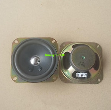 """2pcs 4"""" inch 102MM 8Ohm 8Ω 10W Square Full-range Audio Speaker Loudspeaker"""