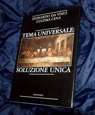 Leonardo Da Vinci L'ultima Cena Tema universale Soluzione unica Flavio Conti