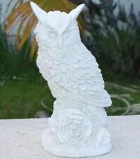 Oiseaux de décoration de jardin en pierre