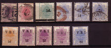 ORANGE RIVER COLONY -   MNG / USED CLASSIC STAMPS LOT GOOD VALUES