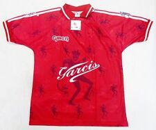 Futbol Mexico Jersey Garcis Model Toluca Color Red