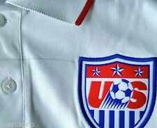 AUTHENTIC NIKE 2014 US NAT TEAM MENS SOCCER HOME JERSEY 578024 105 SIZE SMALL