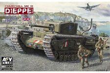 AFV Club AF35176 1/35 British Infantry Tank Churchill Mk.III Dieppe Raid