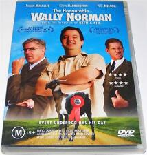 THE HONOURABLE WALLY NORMAN--- (Dvd)