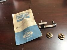 "1968 FORD GALAXIE  LTD COUNTRY SQUIRE HOOD / NOSE LETTER ""L"" #C8AZ-16606-A NOS"