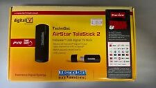 Technisat Airstar telestick 2-TDT Palo de TV digital USB Dongle