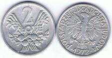 2 Zl 1972 Aehren und Obst Alu RRR