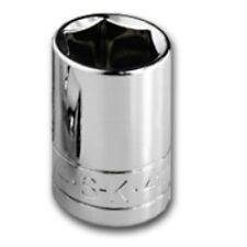 "SK HAND TOOL 48224 - 1/2"" Dr STD 6 Pt  Socket Chrome 24mm"