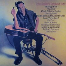 PETE SEEGER : PETE SEEGER'S GREATEST HITS / CD
