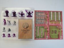 Ghostbusters Board Kickstarter game RPG Figures Roylance Guide Secret Sect book