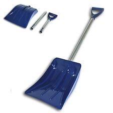 Auto-Schneeschaufel kompakt Schneeschipper Schneeschieber 3-teilig zerlegbar